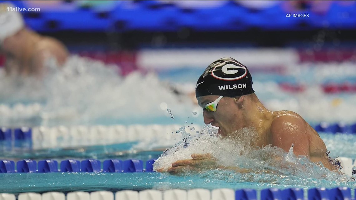 Emory's Andrew Wilson becomes first D-III athlete to qualify for Olympics
