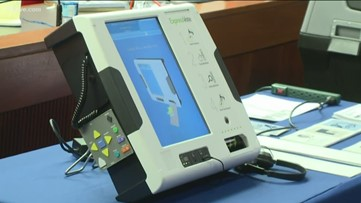 Judge: Georgia can't use old voting machines, must have paper ballots if new system isn't ready for 2020