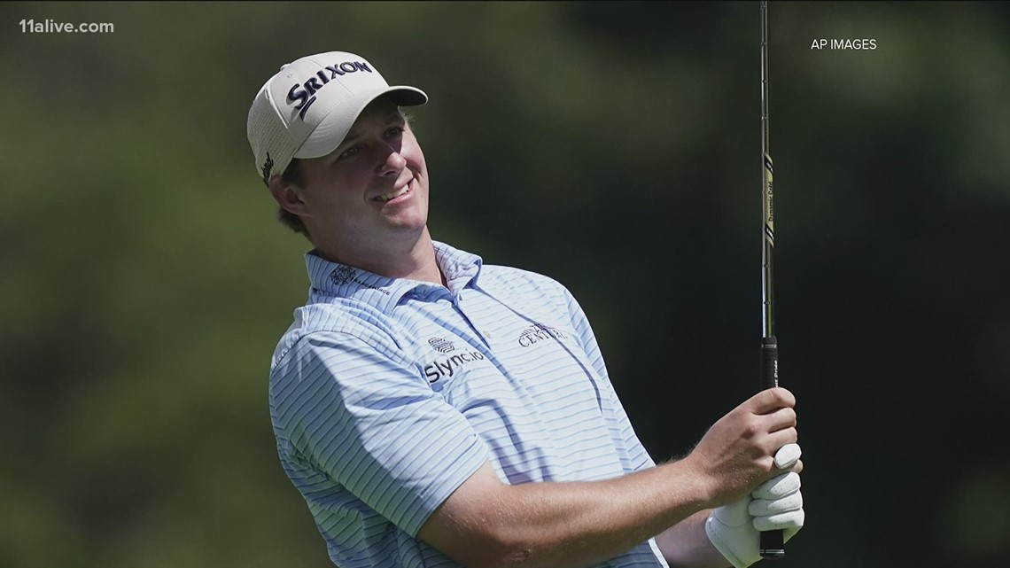 Olympic golf competition has two Georgia players
