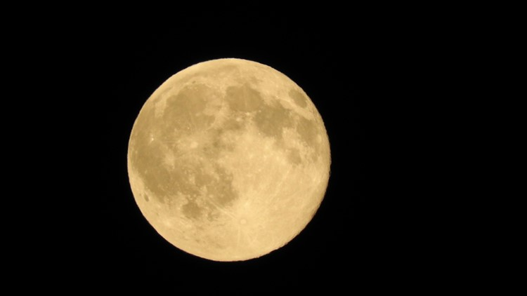 Catch the Strawberry moon this week, the last Supermoon of 2021