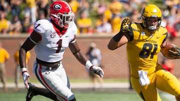 Report: UGA dismisses linebacker Brenton Cox