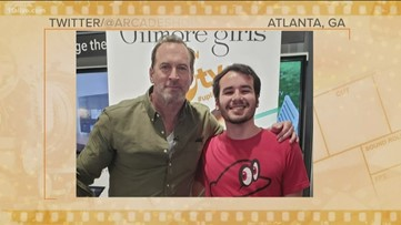 'Gilmore Girls' star pitches new coffee venture at Atlanta pop-up shop
