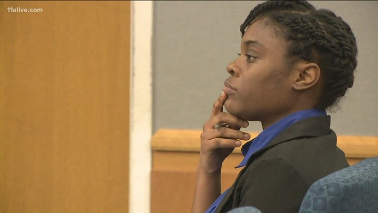 Jury finds Tiffany Moss guilty on all charges, now deciding punishment