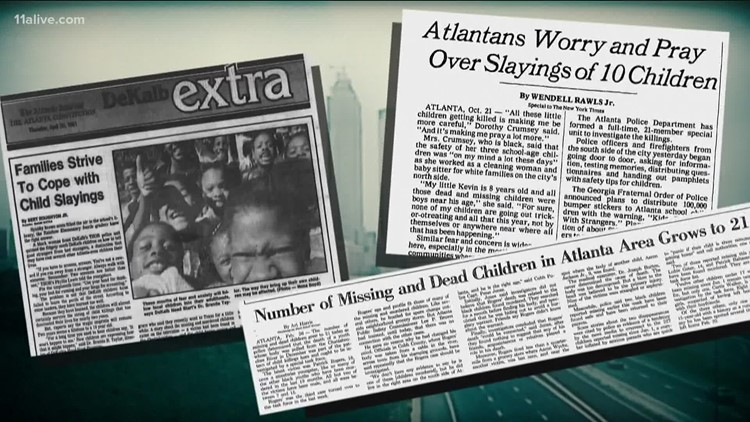 APD investigators head to Salt Lake City lab for Atlanta Child murder cases