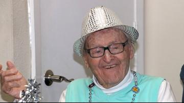 Happy birthday, Ike! Florida man turns 109