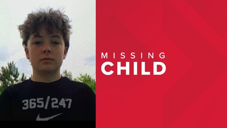 Kaleb - missing
