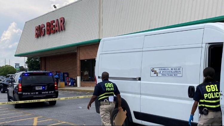 Suspect identified in DeKalb shooting that injured deputy, killed cashier