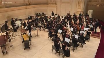 North Atlanta High  orchestra, band perform at  Carnegie Hall