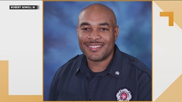 Rockdale Co. fire department mourning loss
