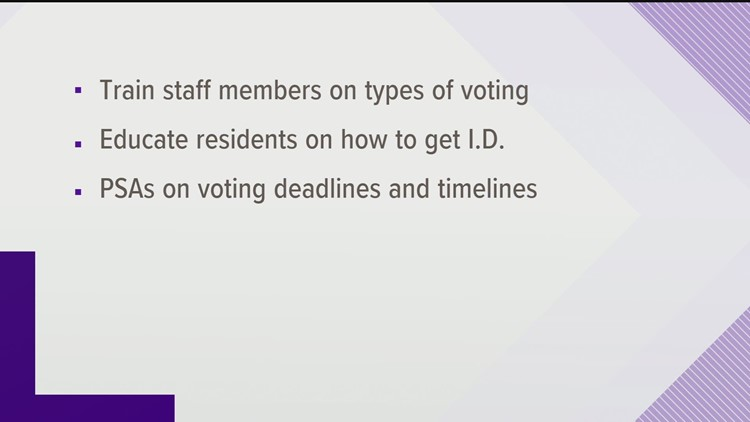 Atlanta mayor signs order following state's new voting law