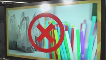 Atlanta airport could see plastic straw ban