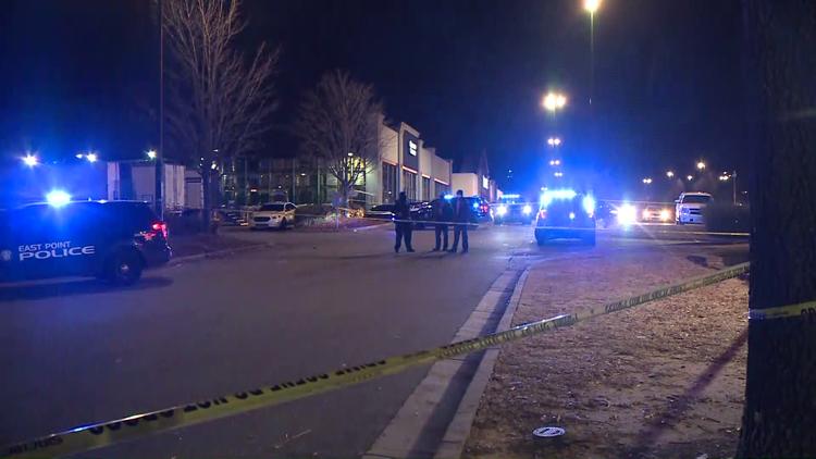 Three teens injured in shooting near Camp Creek Marketplace, police say