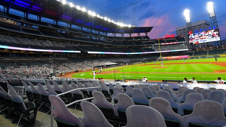 Atlanta Braves to welcome back fans at Truist Park for home opener