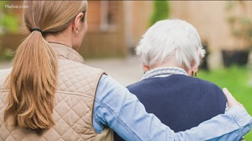 Why do some people suffer from Alzheimer's?