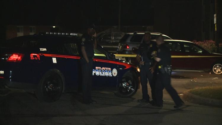 After southwest Atlanta shooting, three struggle to get to hospital
