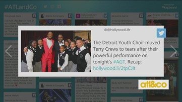 Recap AGT Golden Buzzer: Detroit Youth Concert Choir