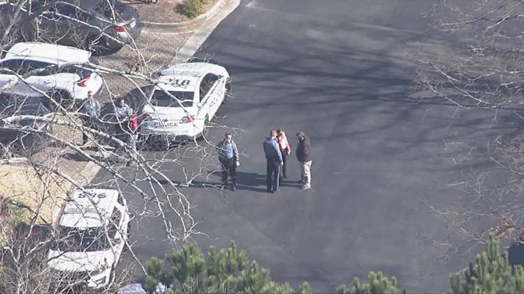 Police look for gunman following deadly shooting near Georgia Gwinnett College campus