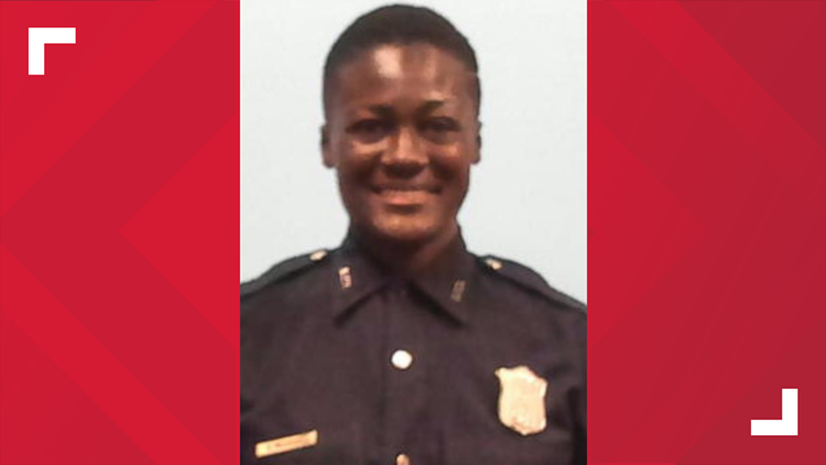 APD Officer Keisha Richburg
