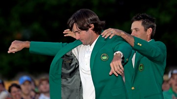 Why does the winner of the Masters receive a green jacket?