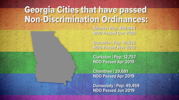 Councilmembers discuss the impact of having non-discrimination ordinances