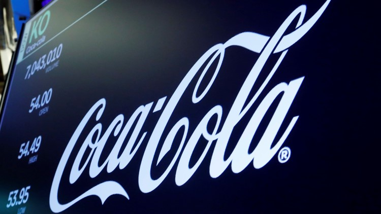 Atlanta-based Coca-Cola announces they are cutting about 2,200 jobs worldwide