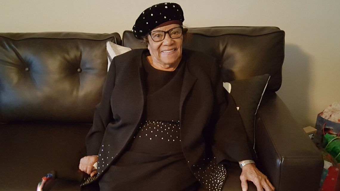 Atlanta woman turns 100 years young