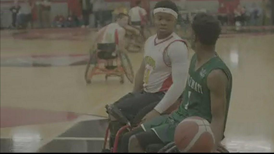 Wheelchair Basketball returns thanks to the Atlanta Hawks