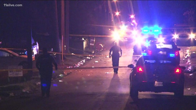 1 killed, 7 others hurt in shooting near Fort Valley State University