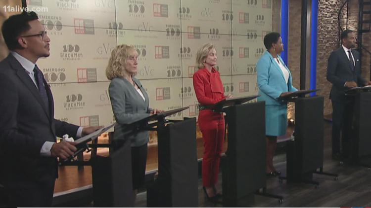 Do you think Buckhead should be its own city?   6 Atlanta mayoral candidates give their answers