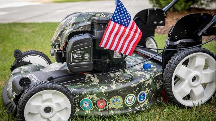 Man Set To Complete Mission Of Mowing 50 Lawns In 50