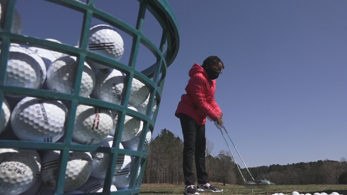Black female group in Conyers changing the face of golf