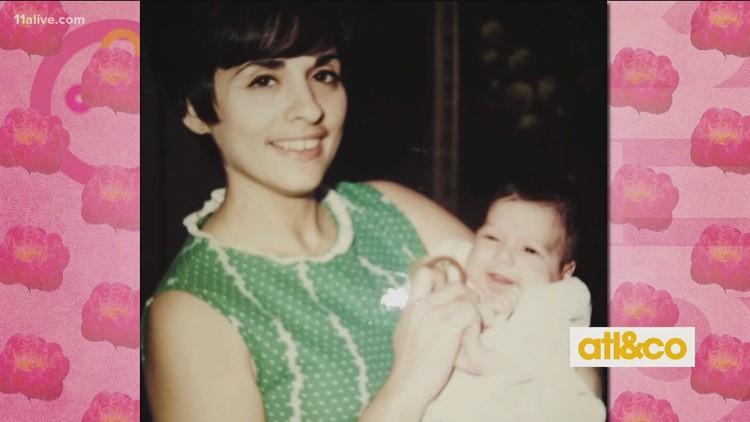 Christine and Cara Share Mom Memories