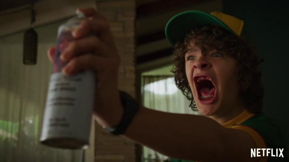 Netflix releases 'Stranger Things' season three trailer