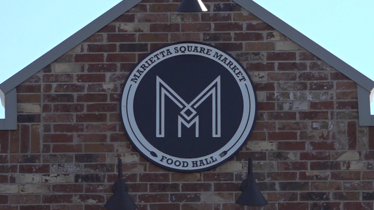 Developers of Marietta Square Market say they new food hall is a huge success