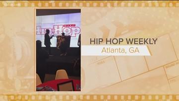 Hip Hop Weekly's Briana Crudup holds holiday mixer