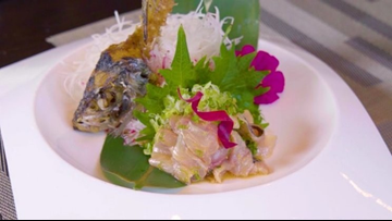 Love sushi? This Atlanta restaurant touts contemporary Japanese cuisine