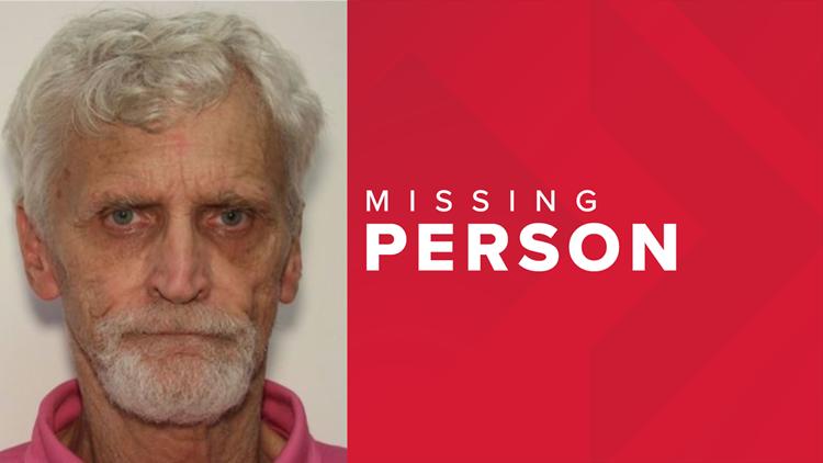 Missing elderly man sought by deputies in Fayette County