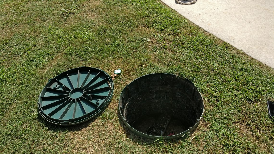Toddler Falls Into 7 Foot Septic Tank Survives 11alive Com