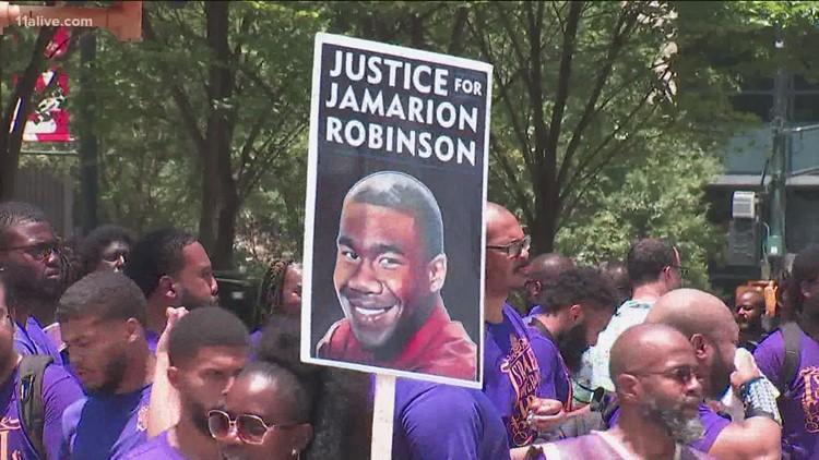 Grand jury indicts 2 law enforcement officers for felony murder in Jamarion Robinson case