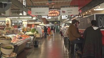 Food market has deep Atlanta history