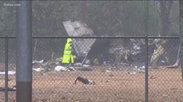 Four people confirmed dead in Atlanta plane crash | 11alive com