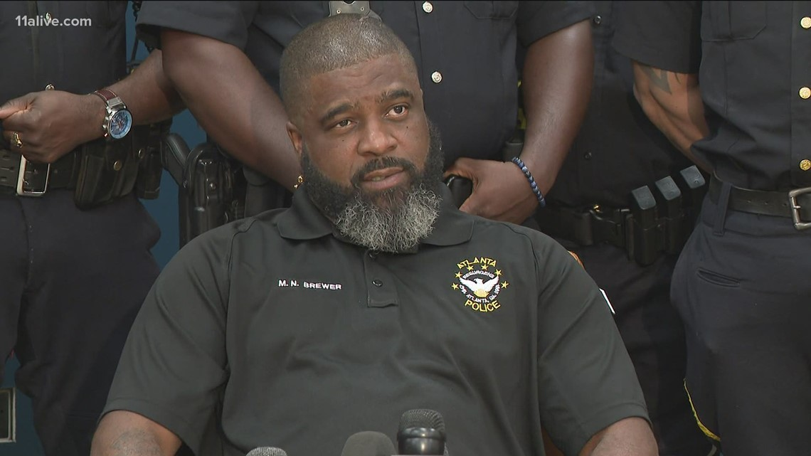 'I never saw him coming'| Atlanta officer hit by ATV during protests continues recovery