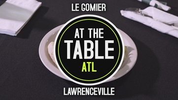 Gwinnett restaurant connects to island culture