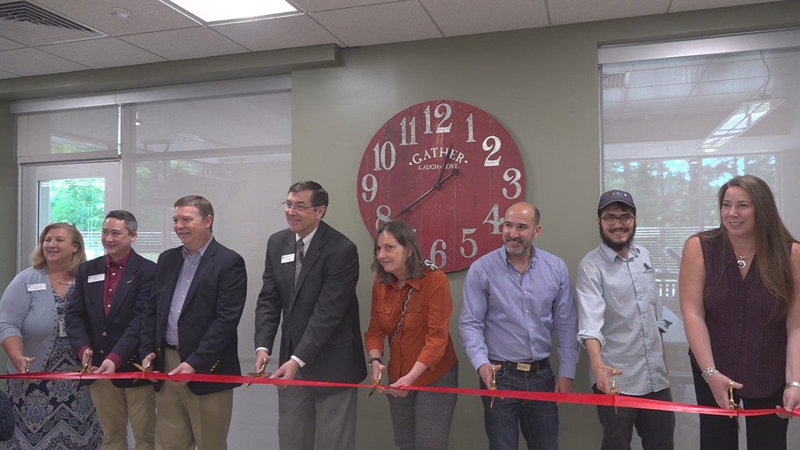 Norcross Senior Center re-opens its doors