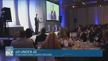 Atlanta Business Chronicle Celebrates '40 Under 40'