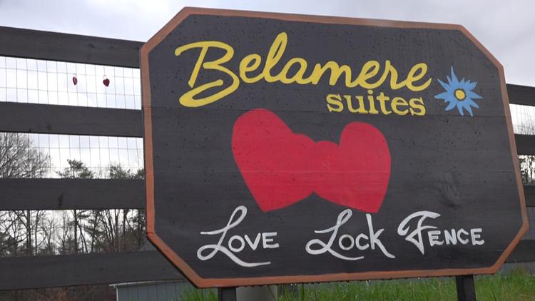 Award-winning romantic getaway opens in Cumming