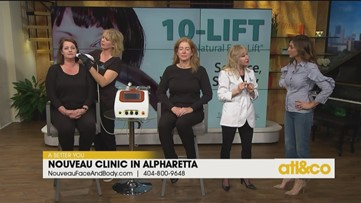 The 10-Lift with Nouveau Clinic