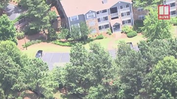 Woman in custody for Paulding County apartment shooting