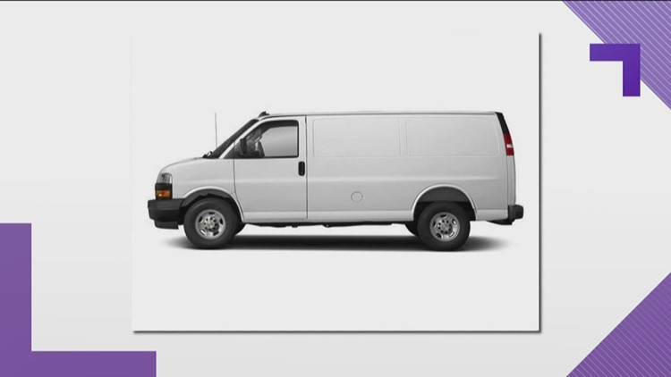 Police search for suspicious white van that allegedly approached kids