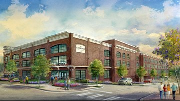 The Lawrence: boutique hotel coming soon to downtown Lawrenceville